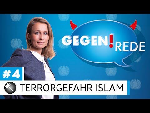 Gegenrede #4: Terrorgefahr Islam | Die alternative Talkshow aus dem Bundestag mit Corinna Miazga