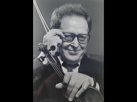 Grigori Zhislin plays Tchaikovsky Violin Concerto, op. 35 – live 1989