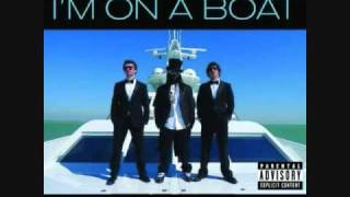 The Lonely Island Ft. T-Pain- Im on a boat instrumental W/ hook