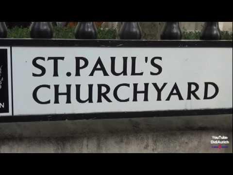 St.-Pauls-Kathedrale London St Paul's Cathedral Catedral de San Pablo de Londres City of London