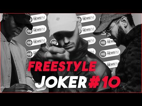 Youtube: FREESTYLE JOKER#10 – EL'KA x CHAKA x NØ sur New'sFM