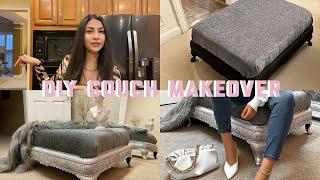 DIY Couch Makeover!   Dear Manisha