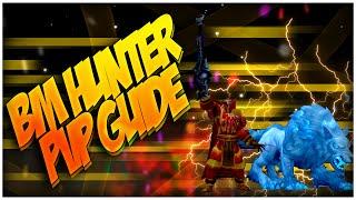 ravenclaw bm hunter pvp guide wow legion patch 7 0 3