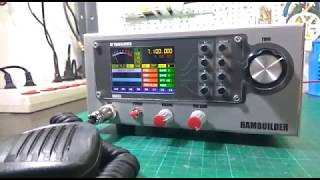 All Band DIY HF Transceiver using RTC03+BritX
