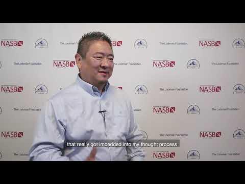 John Kim on the NASB
