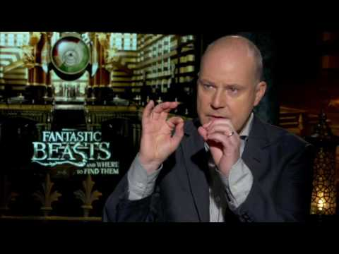 "David Yates for ""Fantastic Beasts and Where To Find Them"" Mp3"