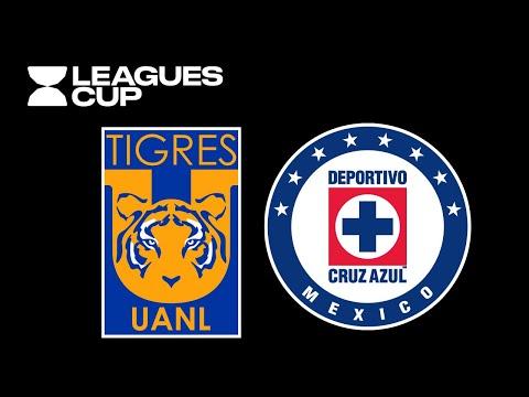 Resumen y Goles | Tigres UANL vs Cruz Azul | Leagues Cup - 2019  | Liga BBVA MX