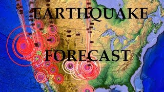 2/3/2015 -- Earthquake Forecast -- West coast AND East coast watch