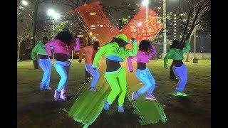 Gambar cover Nicky Jam x J.Balvin-x (EQUIS)- coreografía de Las Vitaminas By Jazmín Tobón ®