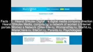 Hearst Shkulev Media Top  #5 Facts