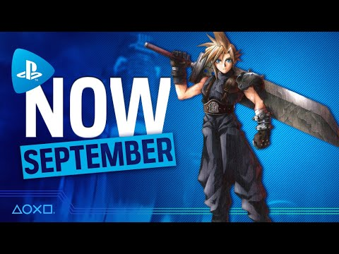 PlayStation Now - New Games September 2021
