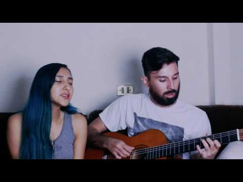 Valeria Mendívil Hull y Juandaniel Espegado - Vengas Cuando Vengas (cover)