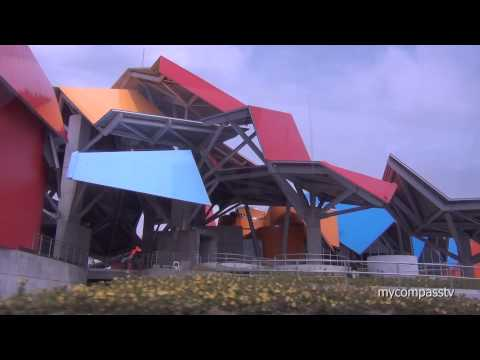 Frank Gehry's Biodiversity Museum: Panama Bridge of Life