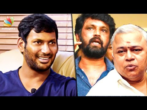 Vishal is successful because of negative comments : Udhaya Interview   RK Nagar Election