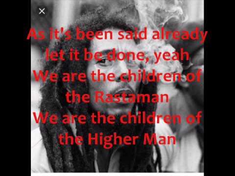 Africa Unite - Bob Marley (lyrics)