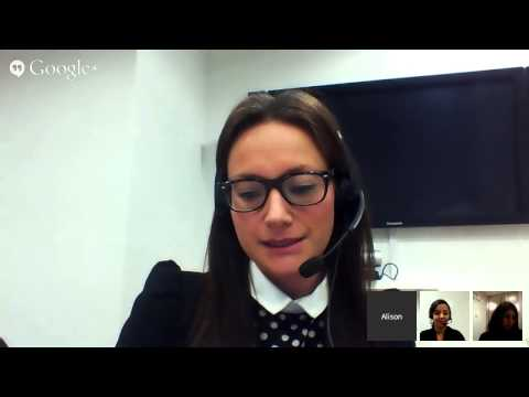 Hangout with Accenture Graduate Recruiters