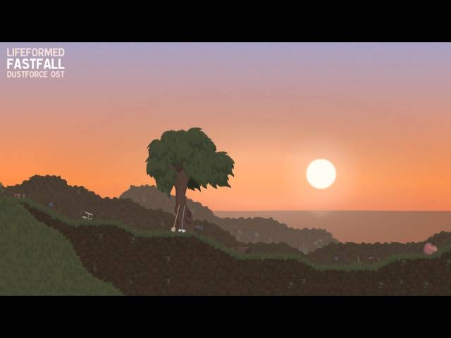 Lifeformed - The Magnetic Tree (Fastfall - Dustforce OST)