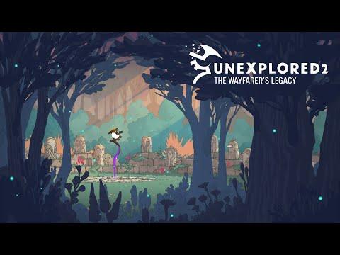 Unexplored 2: The Wayfarer's Legacy Gameplay |