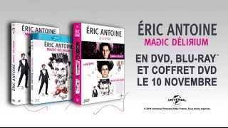"""magic Delirium"" Disponible En Dvd, Blu-ray Et Coffret 3dvd !"