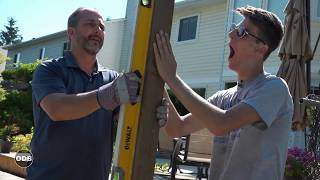 DIY How to Set a Fence Post