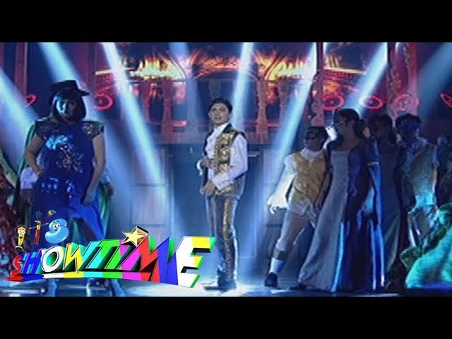 It's Showtime: Magpasikat 2017 Team Billy, Amy and James