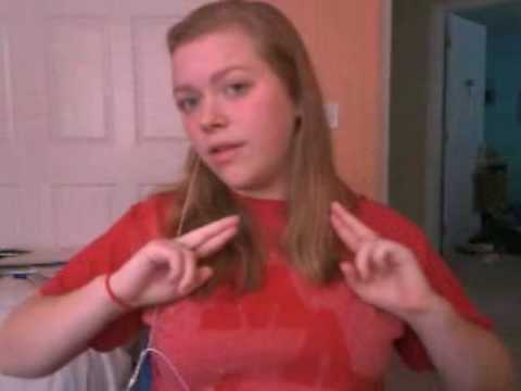 Видео American sign language essay topics