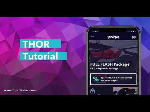 S55 - THOR - the M Flasher - iOS GTS and CS Flasher for DCT