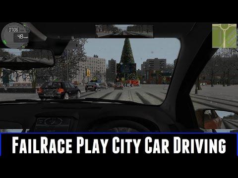 FailRace Play City Car Driving