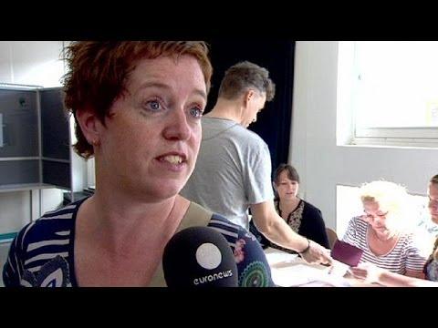 Élections européennes : les eurosceptiques favoris aux Pays-Bas