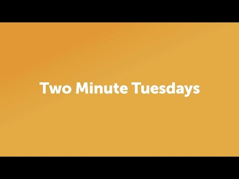 Two Minute Tuesdays - Early Access Superannuation Fraud