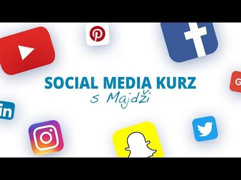 Úvod Do Online Kurzu Social Media Marketing S Majdži