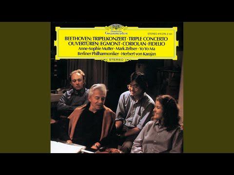 Beethoven: Triple Concerto in C Major, Op. 56 - II. Largo (Attacca)
