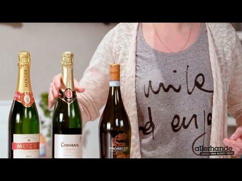 Wat is het verschil tussen champagne, cava en prosecco? - Allerhande