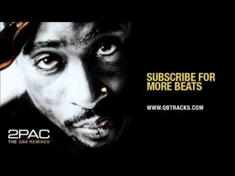 2Pac - 16 On Death Row Instrumental (QB Remix)