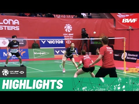 Barcelona Spain Masters 2020 | Finals XD Highlights | BWF 2020
