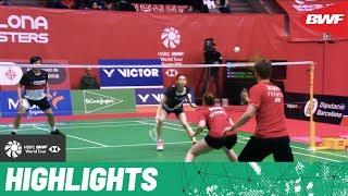 Barcelona Spain Masters 2020 | Finals XD Highlights | BWF 2020