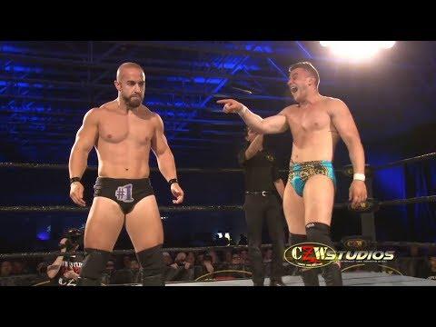 CZW: MJF vs. Johnny Silver  CZWstudios.com