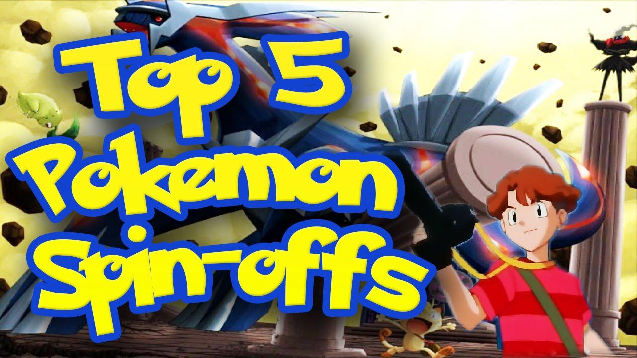 best pokemon spin off games