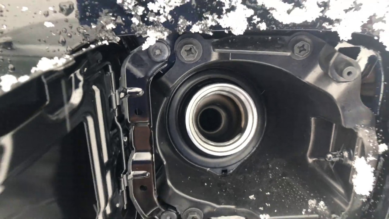 Toyota Tacoma How To Open Gas Cap Fuel Door Youtube