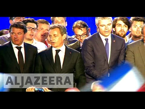 Sarkozy launches 2017 presidential campaign
