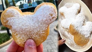 You Can Now Get BOOZY Beignets At Disney World