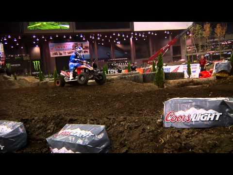 2010 Montreal Supercross ATV Video Highlight
