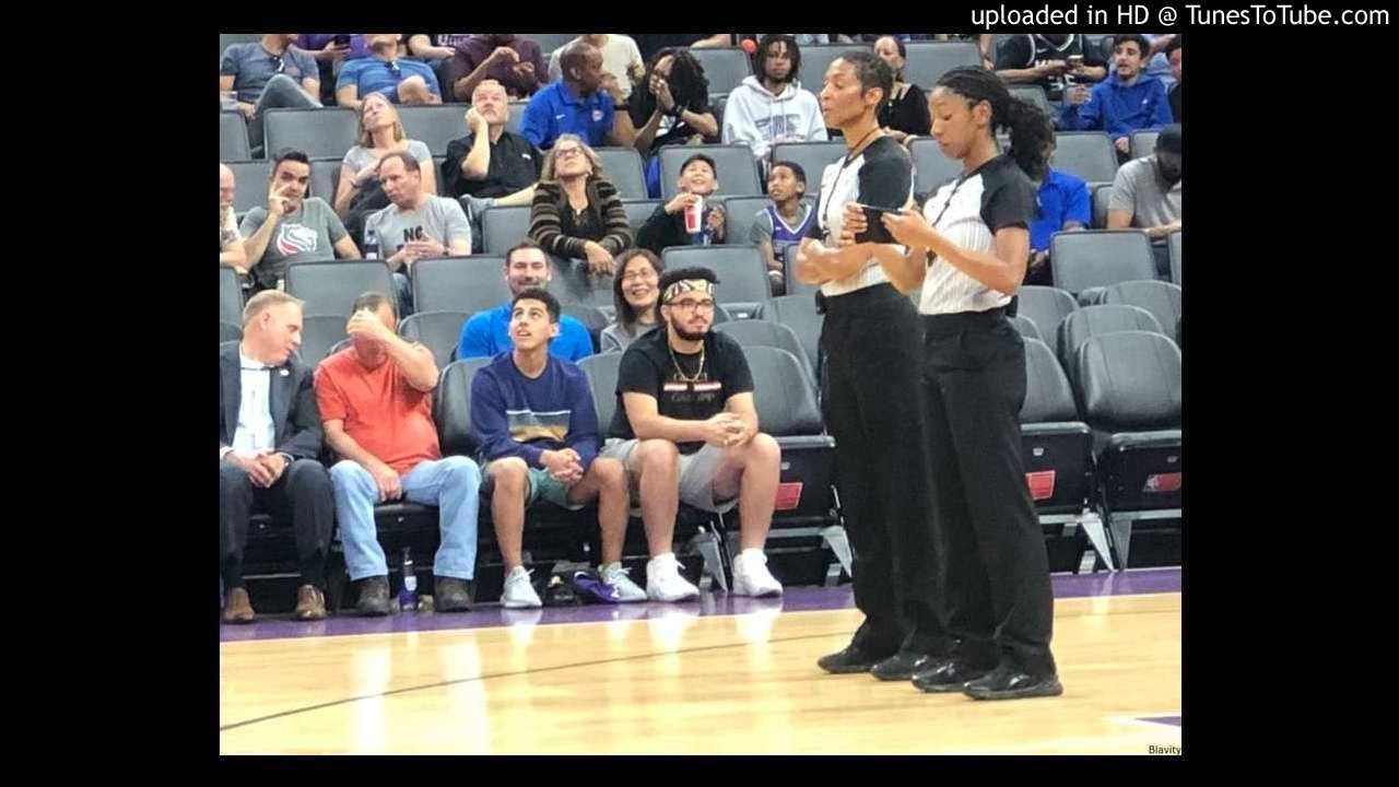 Two Black Women Became The First Women to Ever Officiate a NBA Game Together