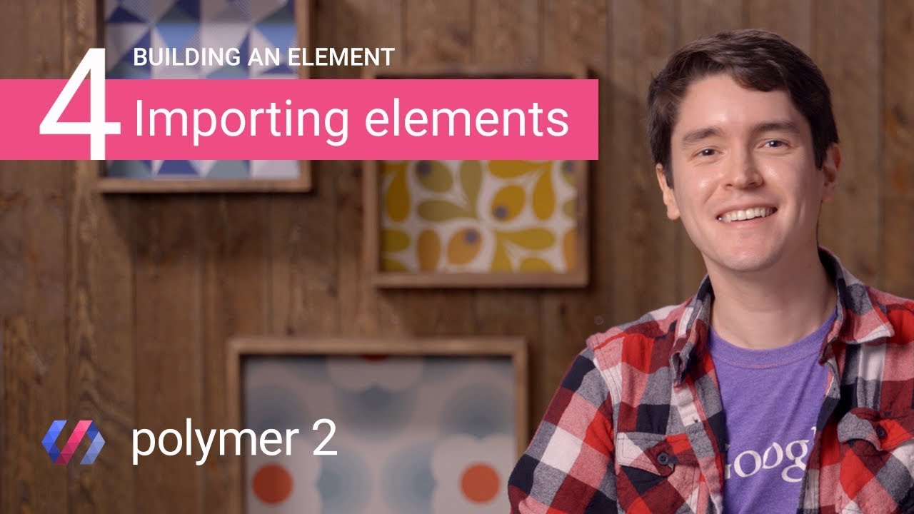 Building an Element in Polymer 2: Making it Look Good! (Part 4 of 5)