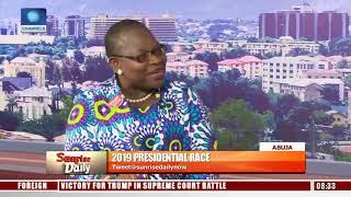 2019: We're Fighting For The Soul Of Nigeria - Ezekwesili Pt.1 |Sunrise Daily|