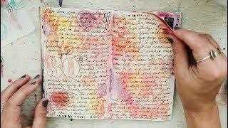 Vol. 6 Journal Flip Through