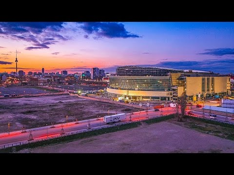 Mercedes-Benz Arena (O2 World) Berlin   Construction Documentary