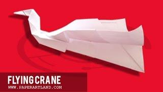 Let's Make A Paper Plane That Flies Well   Crane