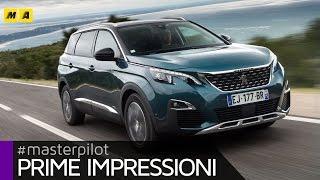 Nuova Peugeot 5008, la 3008 con 7 posti e tanto bagagliaio | Primo test