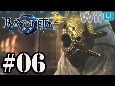 Let's Play: Bayonetta 2 - Parte 6 - The Two Meet